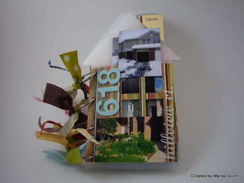 House mini album 002