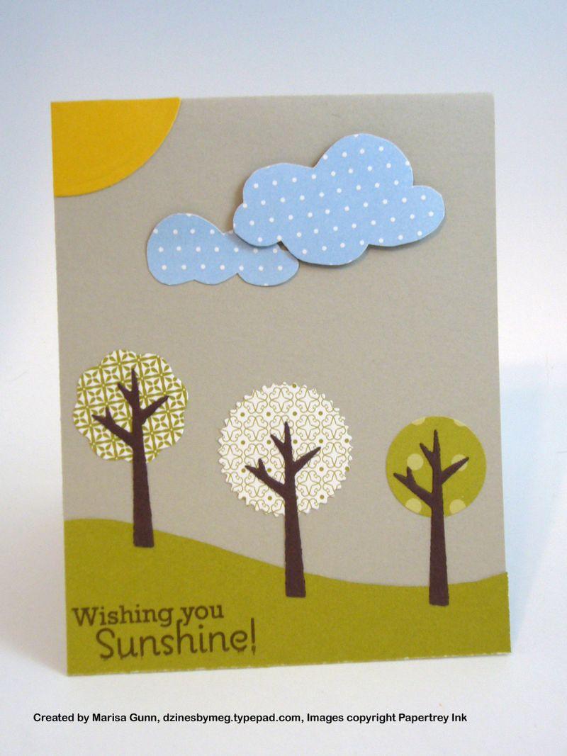 Papertrey Wishing Sunshine