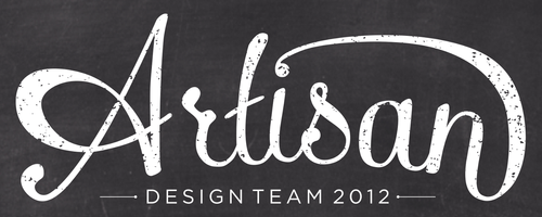 Artisan Design Team Monthly Logo