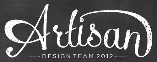 Artisan Design Team Monthly Logo
