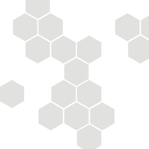 Hexagon Mask-001