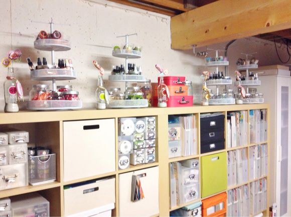 A Look At My Craft Space
