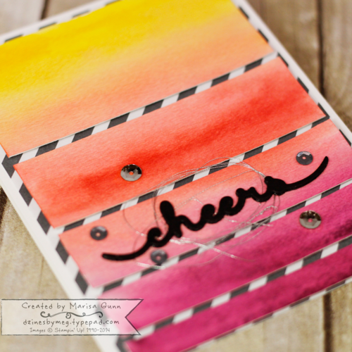 Can You Case It #89, sketch challenge, cheers friendship card by Marisa Gunn