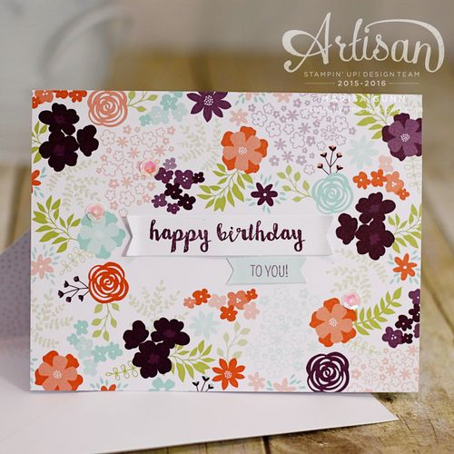 Paper Pumpkin February 2016 kit cards
