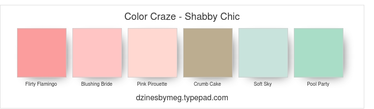 Color Craze - Shabby Chic