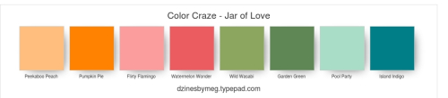 Color Craze - Jar of Love
