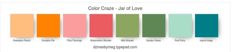 Color Craze - Jar of Love