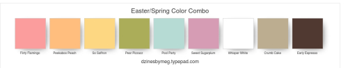 Easter_Spring Color Combo