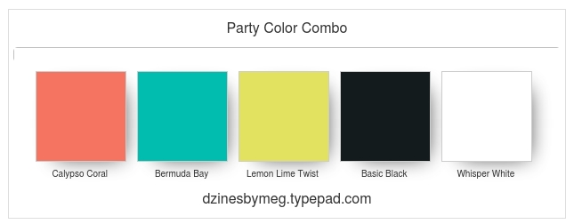 Party Color Combo