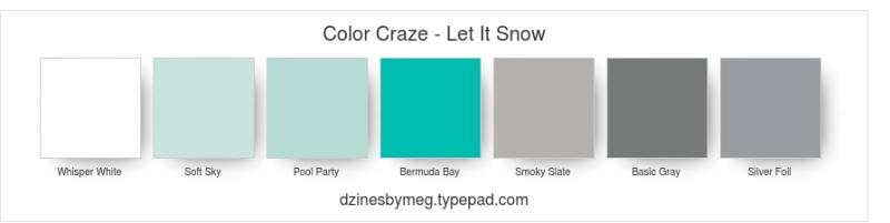 Color Craze - Let It Snow