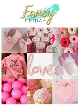 Fancy Friday Think Pink Inspiration