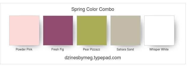 Spring Color Combo