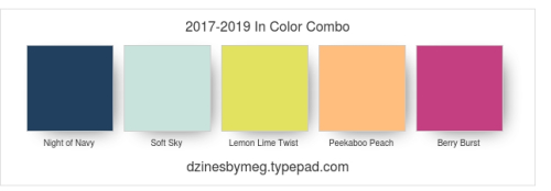 2017-2019 In Color Combo