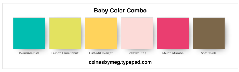 Baby Color Combo