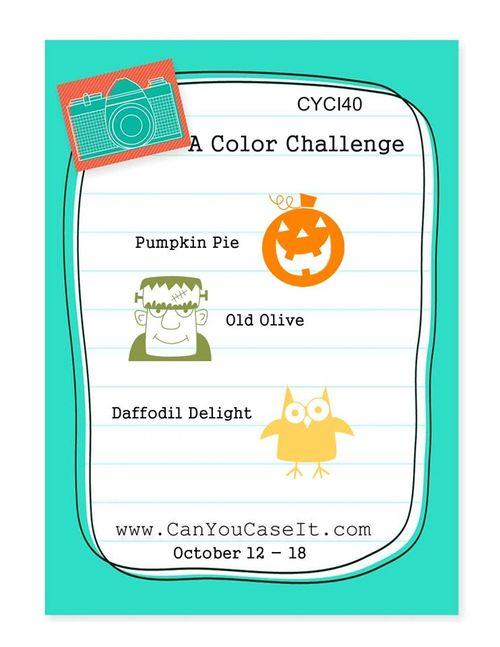 CYCI Color Challenge