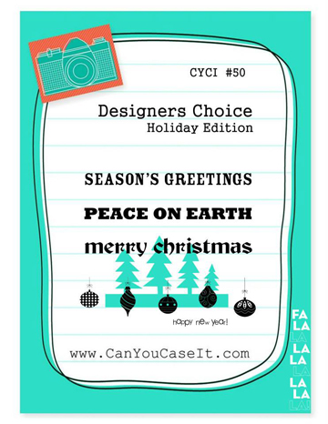 CYCI50 Holiday Designer's Choice