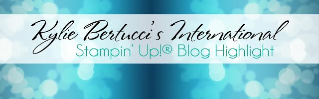 International Blog Highlight header