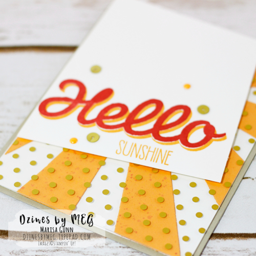 Friendship cards featuring the Vertical Garden stamp set from Stampin' Up by Marisa Gunn