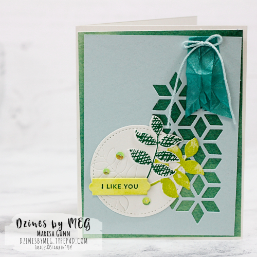 Friendship cards featuring the Naturally Eclectic Suite from Stampin' Up! by Marisa Gunn for Fancy Friday