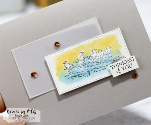 Cards featuring By the Bay Salebration Stamp Set from Stampin' Up by Marisa Gunn for Fancy Friday